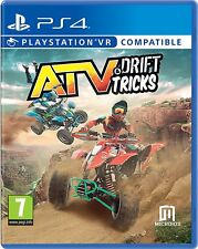 ATV Drift & Tricks (PS4 / PSVR Compatible) game
