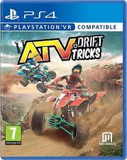 ATV Drift & Tricks (PS4 / PSVR Compatible) game *** PRE-ORDER ITEM ***