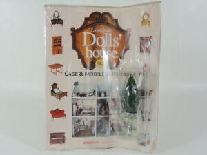 DOLL'S HOUSE DeAGOSTINI ED. 1998/1999 FASCICOLO N. 92 CON PIANTA NUOVO SIGILLATO