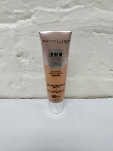 Maybelline Dream Urban Cover 330 TOFFEE FULL COVERAGE FOUNDATION Exp 05/21