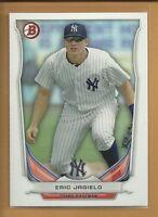 Eric Jagielo RC 2014 Bowman Prospects Rookie Card #BP9 New York Yankees Baseball