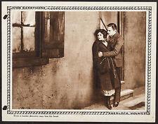 Poster Sherlock Holmes 1922 Lobby Card 11x14 VF 7 John Barrymore Carol Dempster