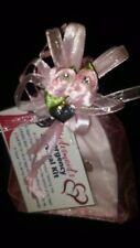 BRIDESMAIDS SURVIVAL KIT  WEDDING GIFT with a small heart charm