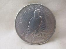 1922 US United States Silver Dollar