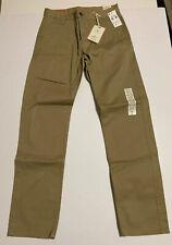 Men's Dockers By Levi's The Broken In Alpha Khaki Slim Tapered Pants W28 L30