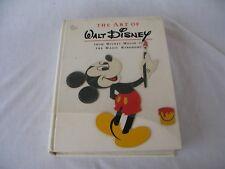 The Art Of Walt Disney, From Micky Mouse to Magic Kingdoms. 1973 Walt Disney Pro