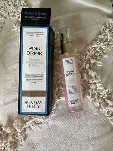 Sunday Riley Cult Beauty Pink Drink Firming Resurfacing Essence Facial Mist Bn