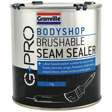 G+PRO Brushable Seam Sealer Body Panel Joint Rubber Waterproof Paint 1kg