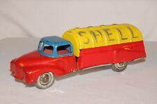 1950's AML Toys, Tin Shell Oil Tank Truck,  Original