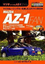 Mazda / Autozam AZ-1 fan book