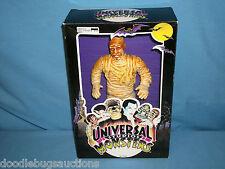 "MIB Vintage 1991 Placo 10"" Universal City Studios Monsters The MUMMY Figure Doll"