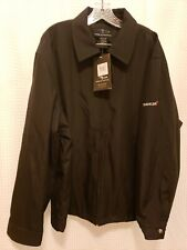 Travelers Insurance NEW Jacket by Page & Tuttle Men's Sz XL Black NWT
