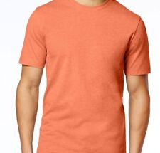 Club Room Orange Cotton T-Shirt 2XB Big & Tall Big 2X