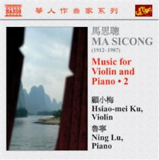 Music for Violin and Piano  (UK IMPORT)  CD NEW