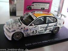 1/43 Spark S0402 BMW 320i #43 D.Müller ETCC 2002