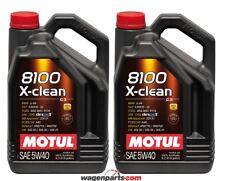 Aceite motor Motul 8100 X-clean 5w40 Acea C3 10 litros
