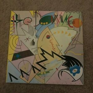 "The Damned — Music for Pleasure (6.23320 BL) 12"" Vinyl Stiff Records VG+"
