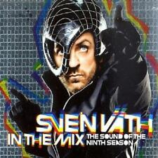 SVEN VÄTH = sound of the ninth season =2CDs= TECHNO ELECTRO MINIMAL TECH HOUSE