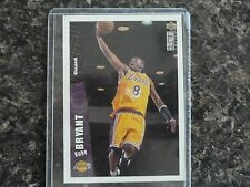 Upper Deck Kobe Bryant Rookie Basketball Trading Cards