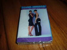 TRINA & TAMARA What'd You Come Here For  BRAND NEW SEALED CASSETTE What and  Did