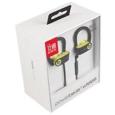 New Beats by dr Dre powerbeats3 wireless Bluetooth sport earphone Yellow