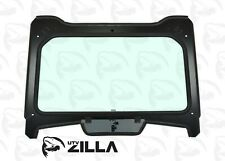 XPT Turbo S Polaris 2019 RZR Half Windshield XP 1000 Polycarbonate UTVZILLA