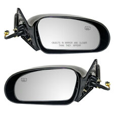 New Pair Set Power Side Mirror Heated Assembly Mitsubishi Eclipse Eagle Talon