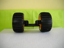 G.I. Joe Vehicle Parts 1988 TIGER FORCE PAW FRONT WHEEL SUPENSION ASSEMBLY