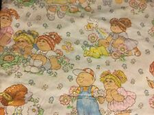 New ListingCabbage Patch Kids Vintage Twin Flat Sheet Vgc