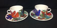 Villeroy & Boch Acapulco Oversized Cup And Saucer Coffee Cup Tea Cup