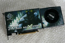 BFG NVIDIA GeForce GTX 260 maxcore 896mb GDDR 3 Graphics Card