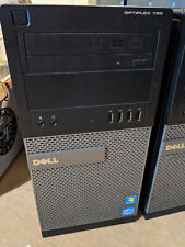 Dell Optiplex 790 Mt Intel Core i5-2400 3.10Ghz 4Gb 500Gb Win 10 Pro Computer