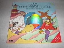 JEAN ROCHEFORT LIVRE CD NICK ET L'EMPEREUR DE CHINE