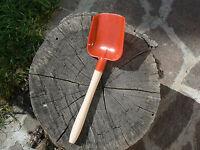 NUOVO Paletta mare o giochi in giardino con manico in legno giocattolo bambini