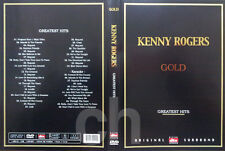 KENNY ROGERS GOLD   DVD NEW
