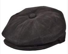 Chapeaux noirs gavroches pour homme