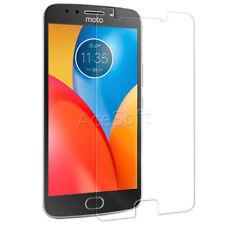 Tempered Glass Screen Protector Guard Shield Saver f Motorola Moto E4 XT1768 USA