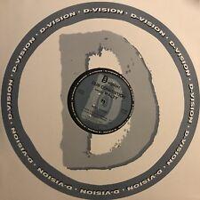 DUB CONVENTION • Feel Good  • Vinile 12 Mix • 1994 D-VISION