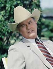 DALLAS - TV SHOW PHOTO #E-45 - LARRY HAGMAN