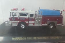 Code 3Harrison NY Mack CF Pumper E-11