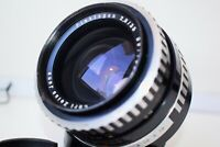 Rare Zebra Carl Zeiss Jena Flektogon 2.8/35mm Wide Angle SLR lens M42 EXC