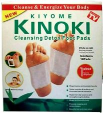1,10,20..50 Kinoki Detox Foot Patch Pads Feet Patches Remove Body Toxins Wei...