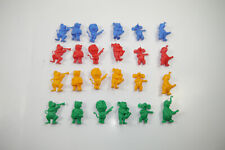 Kaugummifiguren 24 Vers.figuren Animals Musician Band Colours (K45)