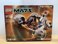 LEGO 7312 Life on Mars T3-Trike 99 Pieces New Sealed