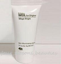 Dr. Andrew Weil for Origins Mega-Bright Skin illuminating Cleanser 1 oz / 30 ml