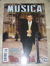 RIVISTA MUSICA N.163 - PAUL VAN NEVEL - FEBBRAIO 2005 (MU3)