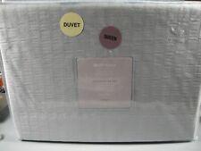 INUP Home Queen Duvet Set 3 Piece Gray NEW