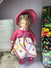 """Lenci Doll Diana Red Tag - Lenci Torino-1985- With Box & Papers 15"""""""