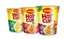 Maggie 3 Minutes Cup Noodles (Curry, Chicken, Tomyam) 3 flavours in 1 price!