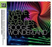 Twelve Inch Seventies Boogie Wonderland [CD]